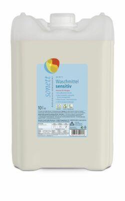 SONETT Waschmittel sensitiv 30° - 60°- 95°C 10l