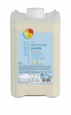 SONETT Waschmittel sensitiv 30° - 60°- 95°C 5l
