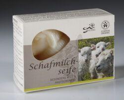 Saling cosmos organic zertifizierte Schafmilchseife