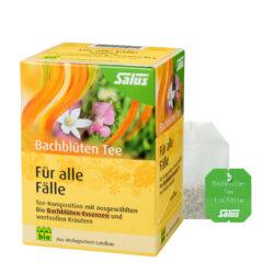 Salus® Bachblüten Tee Für alle Fälle bio 15 FB 6x30g