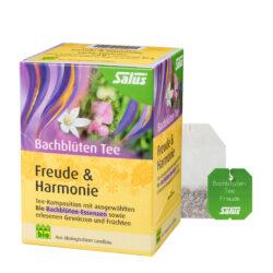 Salus® Bachblüten Tee Freude & Harmonie bio 15 FB 6x30g
