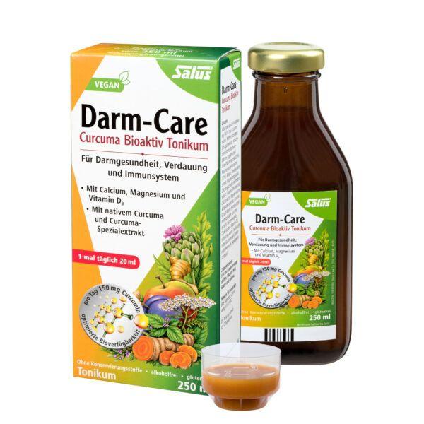Salus® Darm-Care Curcuma Bioaktiv Tonikum 250ml