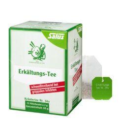 Salus® Erkältungs-Tee Nr. 34 a bio 15 FB 6x30g