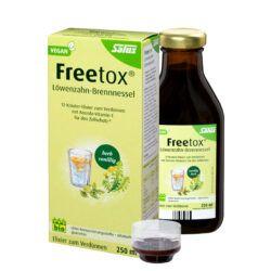 Salus® Freetox® Löwenzahn-Brennnessel 12-Kräuter-Elixier zum Verdünnen bio 250ml