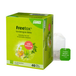 Salus® Freetox®Gerstengras-Birke Tee bio 40 FB 6x68g