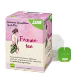 Salus® Kräutertee-Spezialitäten Frauentee bio 15 FB 6x27g