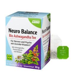 Salus® Neuro Balance Ashwagandha Bio Tee 15 FB 6x30g
