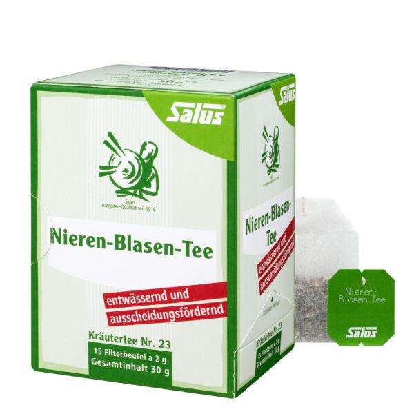 Salus® Nieren-Blasen-Tee Kräutertee Nr. 23 6x30g