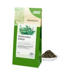 Salus® Pfefferminzblätter Arzneitee bio 6x50g