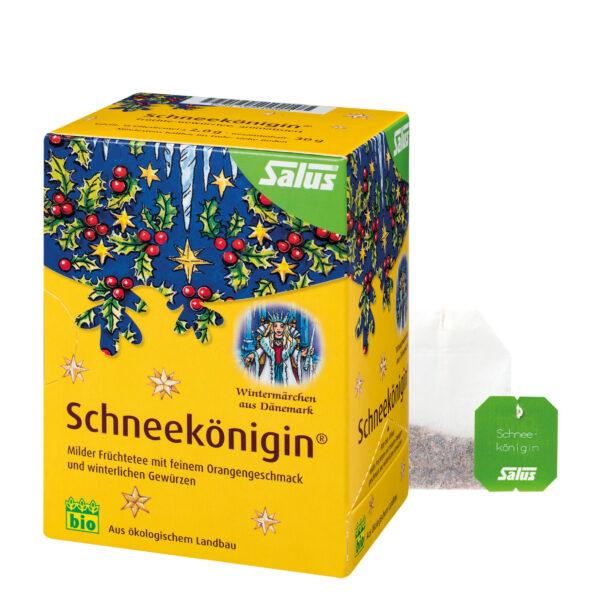 Salus® Schneekönigin Früchtetee bio 15 FB 6x30g