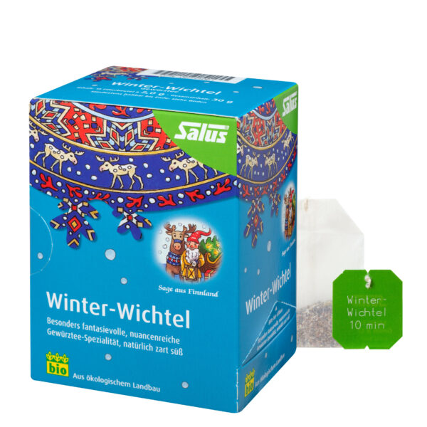 Salus® Winter-Wichtel Gewürztee bio 15 FB 6x30g
