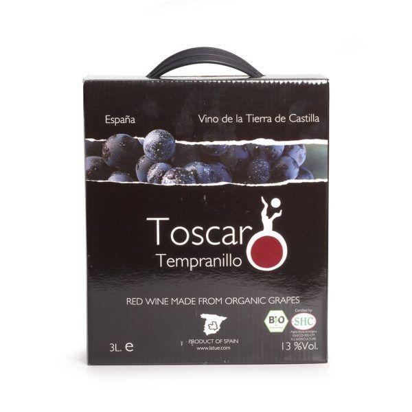 San Isidro Toscar Tempranillo BaginBox 3l