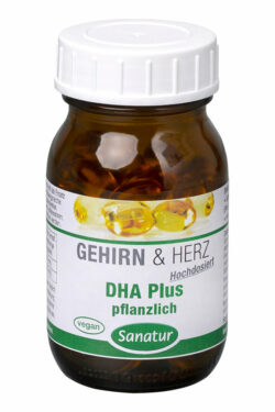 Sanatur DHA Plus pflanzlich 48g