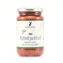 Sanchon BBQ Pulled Jackfruit, , Glutenfrei 6x330ml