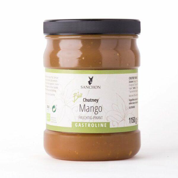 Sanchon Chutney Mango, Gastroline 6x1150g