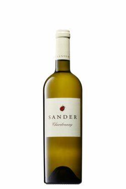 Sander Chardonnay Weißwein trocken 6x0,75l