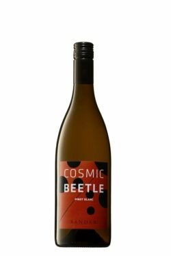 Sander Cosmic Beetle Pinot Blanc Weißwein trocken 6x0,75l