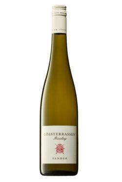 Sander Riesling Lössterrassen Weißwein trocken 0,75l