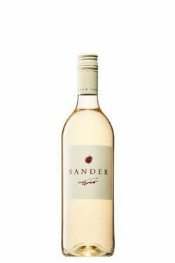 Sander Trio Traditionscuvée Weißwein trocken 0,75l