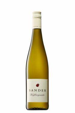 Sander Weißburgunder Weißwein trocken 0,75l