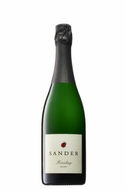 Sander – ökologische Weine Riesling Sekt trocken 0,75l