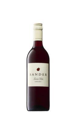 Sander – ökologische Weine Terra Vita Rot halbtrocken 0,75l