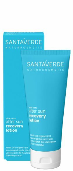 Santaverde after sun recovery lotion 100ml
