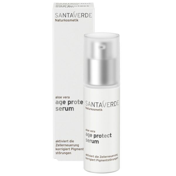 Santaverde age protect serum 30ml