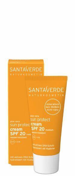 Santaverde sun protect cream SPF 20 50ml