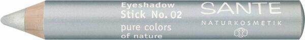 Sante Eyeshadow Stick silver No. 02 3,2g