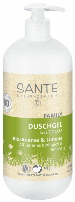 Sante FAMILY Duschgel Bio-Ananas&Limone 950ml