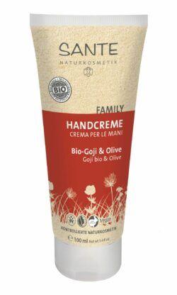 Sante FAMILY Handcreme Bio-Goji 100ml
