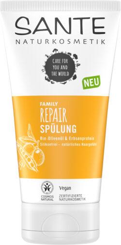 Sante FAMILY Repair Spülung Bio-Olivenöl & Erbsenprotein 150ml