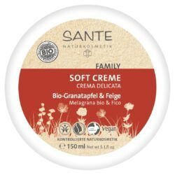 Sante FAMILY Soft Creme Bio-Granatapfel & Feige 150ml