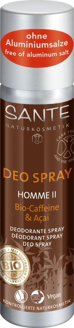 Sante Homme II Deospray Bio-Acai 100ml