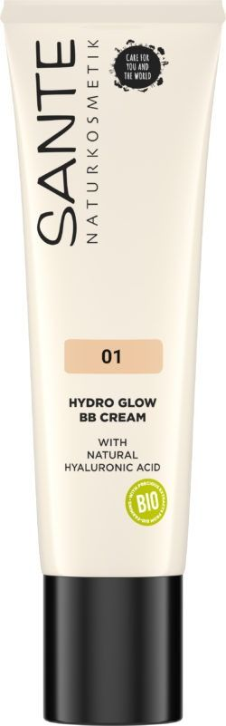 Sante Hydro Glow BB Cream 01 Light-Medium 30ml
