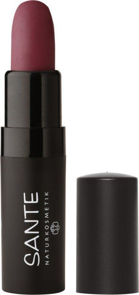 Sante Lipstick Mat Matt Matte 05 catchy plum 4,5g
