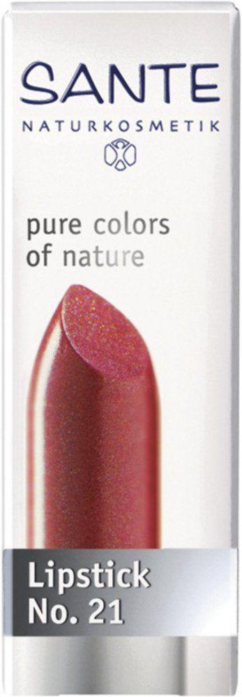 Sante Lipstick coral pink No.21 4,5g