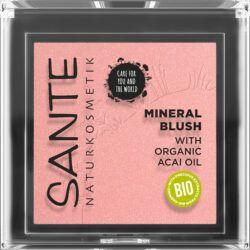 Sante Mineral Blush 01 Mellow Peach 5ml