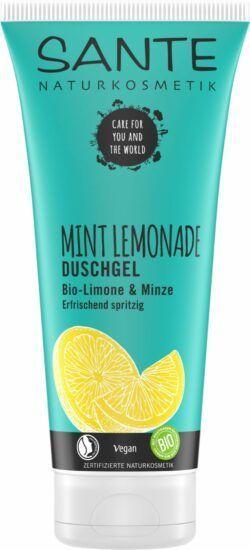 Sante Mint Lemonade Duschgel Bio-Limone & Minze 200ml