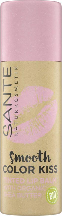 Sante Smooth Color Kiss 04 Soft Rosé 2021 7g