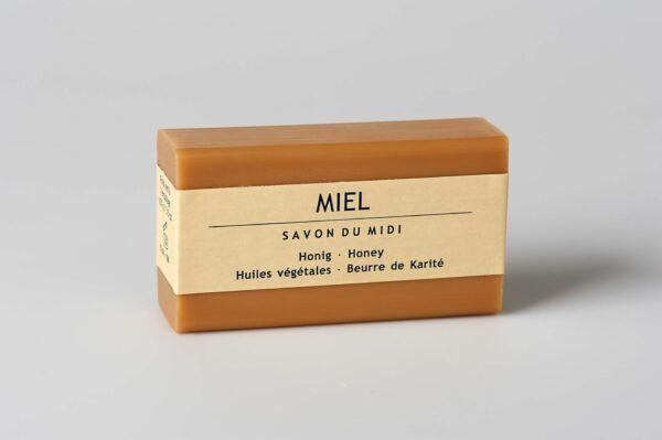 Savon du Midi Seife mit Karité-Butter Honig 12x100g