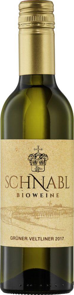 Schnabl Grüner Veltliner Klassik 0,375 L 12x0,38l