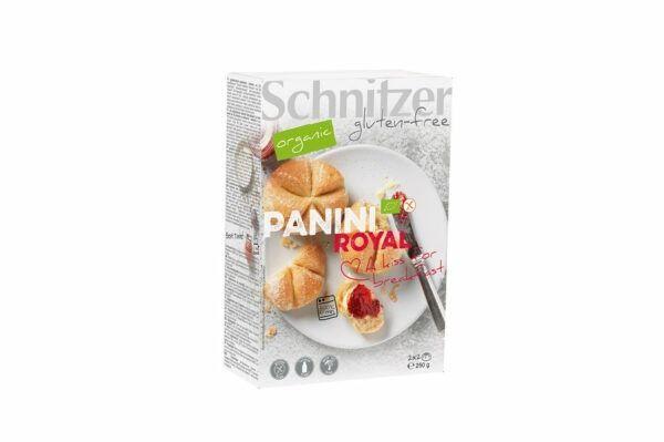 Schnitzer BIO PANINI ROYAL 6x250g