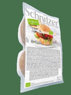 Schnitzer GLUTENFREE BIO HAMBURGER BUNS 5x250g