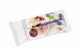 Schnitzer GLUTENFREE BIO MUFFIN +BLUEBERRY 6x140g