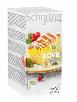 Schnitzer GLUTENFREE BIO LEMON LOVE 6x120g