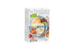 Schnitzer GLUTENFREE BIO PANINI BIANCO 6x250g