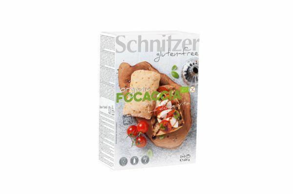 Schnitzer BIO FOCACCIA 6x220g