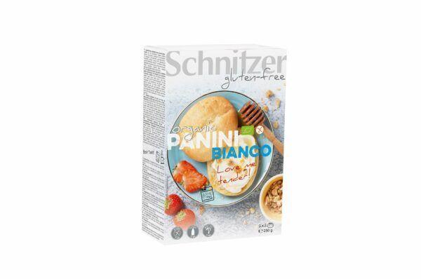 Schnitzer BIO PANINI BIANCO 2x125g